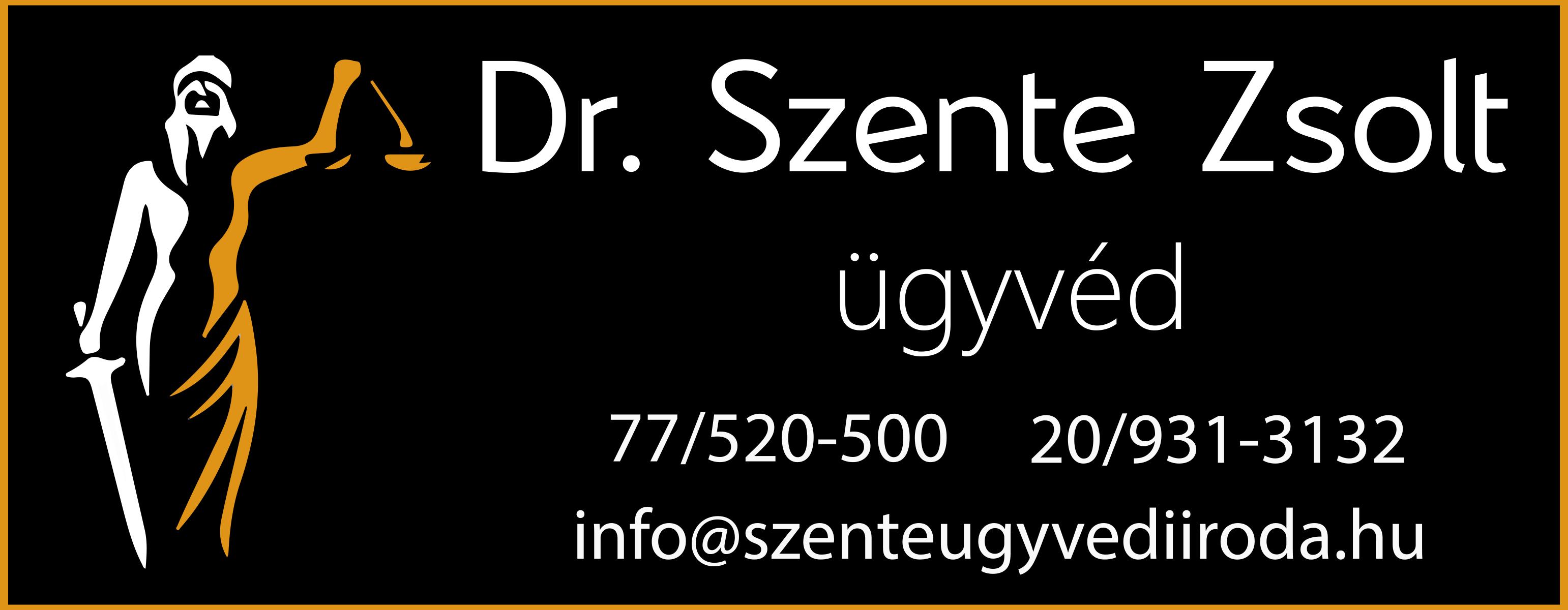 Dr. Szente Zsolt